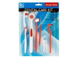 36 Units of Dental Care Kit - Toothbrushes and Toothpaste