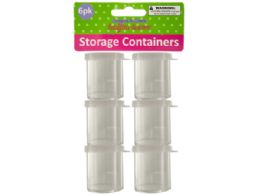 72 Units of Mini Storage Containers - Storage Holders and Organizers