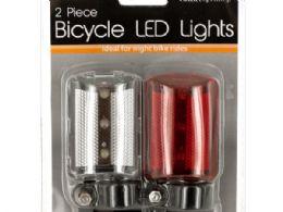 36 Units of Bicycle Led Lights Set - Biking