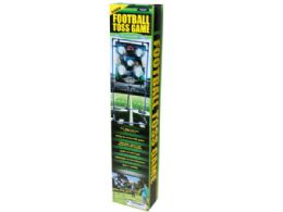3 Units of Beanbag Football Toss Game - Dominoes & Chess