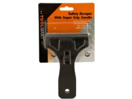 120 Units of Safety Scraper With Super Grip Handle - Screwdrivers and Sets