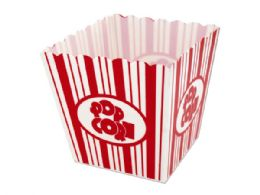 108 Units of 21 oz. Mini Popcorn Container - Party Paper Goods