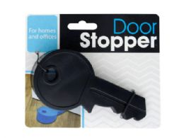 72 Units of Key Shape Door Stopper - Hardware Miscellaneous