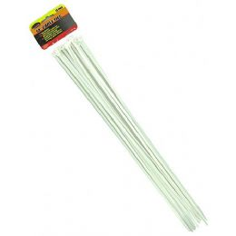 72 Units of 14 inch cable tie pack - Wires