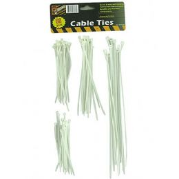 72 Units of Multi-purpose cable ties - Wires