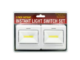 12 Units of Instant LED Magnetic Switch Light Set - Lamps and Lanterns