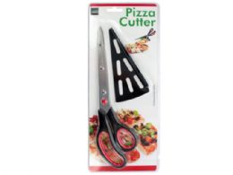 24 Units of Stainless Steel Pizza Cutter - Kitchen Utensils