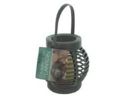 12 Units of Decorative Beehive Style Lantern With Led Candle - Candles & Accessories