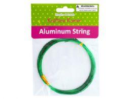 120 Units of Aluminum Craft Wire - Craft Kits