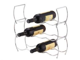 6 Units of Decorative Wine Bottle Holder - Home Accessories