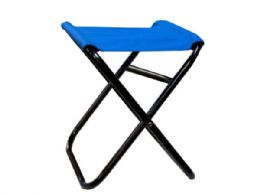 12 Units of Compact Folding Camping Stool - Camping Gear
