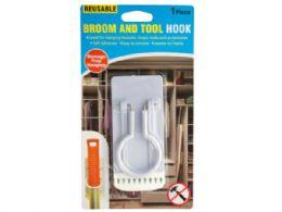 60 Units of Broom & Tool Hook - Hooks