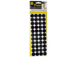 72 Units of SelF-Adhesive Round Floor Protectors - Hardware Miscellaneous