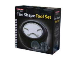 12 Units of Sterling Brand Tire Shape Tool Set - Auto Accessories