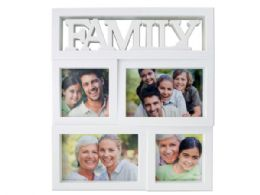 12 Units of Family Rectangular Photo Collage Frame - Picture Frames