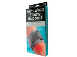 18 Units of Arm Wrap Elbow Support - Personal Care Items