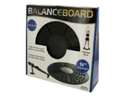 12 Units of Balance Board Pivoting Exercise Platform - Workout Gear