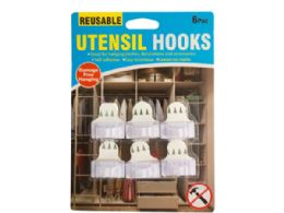 60 Units of Utensil Hooks Set - Hooks