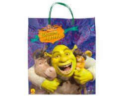 72 Units of Shrek the Third Tote Bag - Tote Bags & Slings
