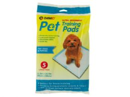 48 Units of Large Ultra Absorbent Pet Training Pads - Pet Accessories