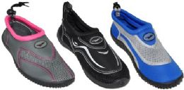 30 Units of Women's Assorted Water Shoes - Women's Footwear