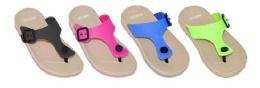 48 Units of KIDS ASSORTED COLOR WATER SHOE - Unisex Footwear