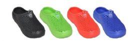 36 Units of Children's Summer Clogs - Boys Flip Flops & Sandals