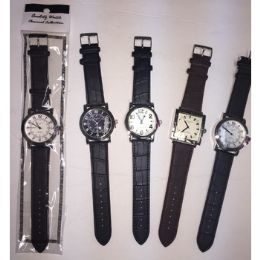 36 Units of NEW! CLOSEOUT Men's Casual & Dress Watches - Men's Watches