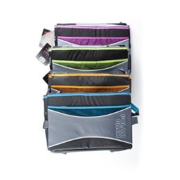 21 Units of Cooler 48 Can W/shoulder Strap Insulated 4asst Clr Collapsible - Cooler & Lunch Bags