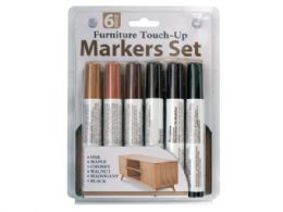 18 Units of Furniture Touch-Up Markers Set - Markers and Highlighters