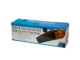 3 Units of Sterling Brand Auto Wet & Dry Handheld Vacuum Cleaner - Auto Cleaning Supplies