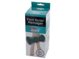 12 Units of Hot & Cold Treatment Foot Roller Massager - Manicure and Pedicure Items