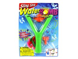 72 Units of Sling Shot Water Bomb - Water Balloons