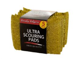 108 Units of Metallic Ultra Scouring Pads - Scouring Pads & Sponges