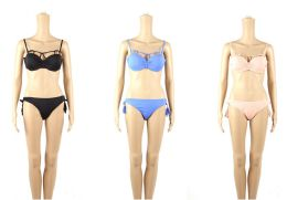 24 Units of Womans Assorted Color 2 piece Bathing Suit - Womens Swimwear