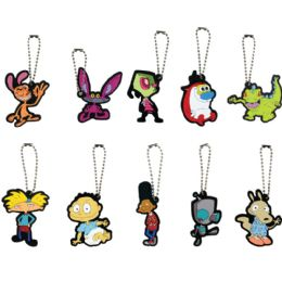 100 Units of Nick 90s Key Chain Assortment - Key Chains