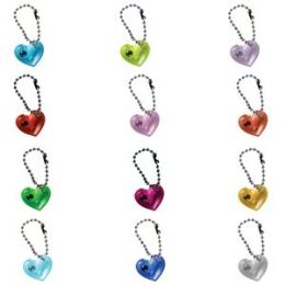 100 Units of Heart & Soul Key Chain - Key Chains
