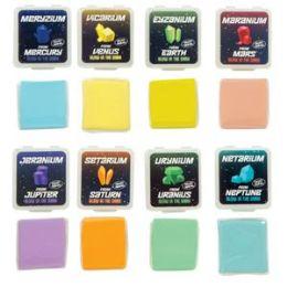 48 Units of Galaxy Glow Kneaded Eraser - Erasers