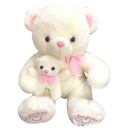 12 Units of Seventeen Inch Bear With Baby - Mothers Day