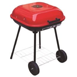 4 Units of Square Grill With Lid - BBQ supplies