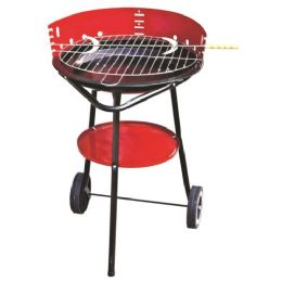 8 Units of Open round grill - BBQ supplies