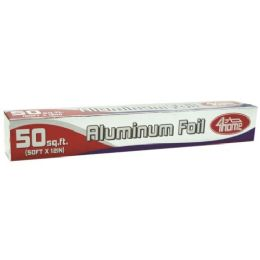 48 Units of Aluminum Foil - Food Storage Containers