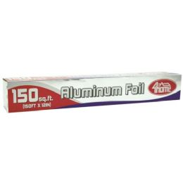 24 Units of Aluminum Foil - Food Storage Containers