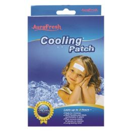 72 Units of 3 Count cooling patch kid - Bandages and Support Wraps