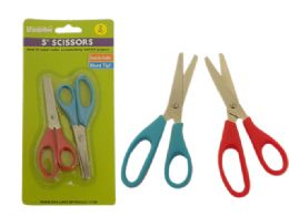48 Units of 2 Pack Scissors - Scissors