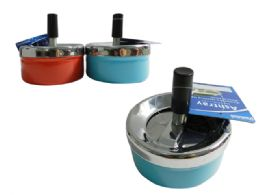 48 Units of Ashtray With Stand - Ashtrays