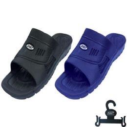 36 Units of Men's Sport slipper Sizes 8-13 - Men's Flip Flops and Sandals