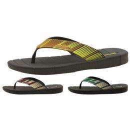 36 Units of Men's Flip Flops Size 8-12 - Men's Flip Flops and Sandals