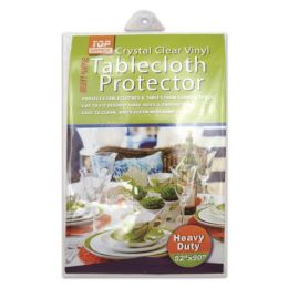 """48 Units of Table protector 52x90"""" - Table Cloth"""