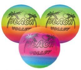 60 Units of Nine Inch Beach Ball - Beach Toys